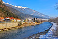 Oberdrauburg Drau mit Blick nach Osten 23012011 692.jpg