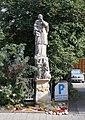 Oberpullendorf - Nepomukstatue.JPG