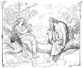 Odin and Sága by Frølich.jpg