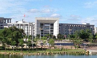 Chongzuo Prefecture-level city in Guangxi, Peoples Republic of China