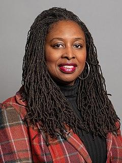 Dawn Butler British Labour politician