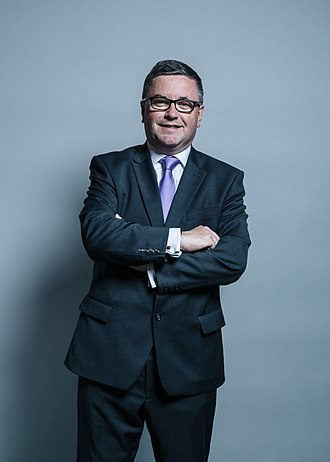 Solicitor General for England and Wales - Image: Official portrait of Robert Buckland