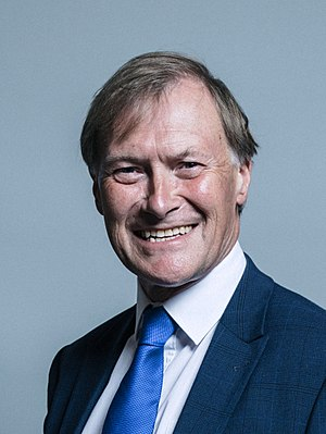 David Amess - Image: Official portrait of Sir David Amess crop 2