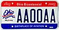 Ohio license plate sample 2001.jpg