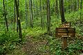 Oil Creek State Park Trail Sign.jpg