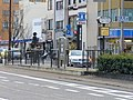 Okaden Shinsaidaijichosuji station 01.jpg