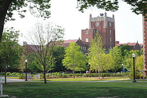 Memorial Union (University of Oklahoma) - Oklahoma Memorial Union - Univ. of Oklahoma, Norman, OK