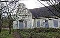 Old 1938 Africa House frontage, Ardeer, ICI Nobel, Ayrshire.jpg