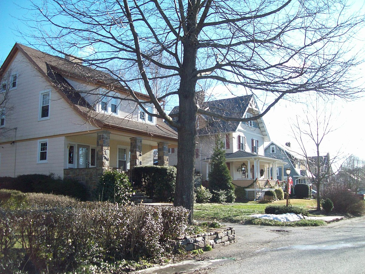 old catonsville historic district wikipedia