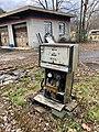 Old HJ Davis Phillips 66 Service Station, Whittier, NC (31700036057).jpg