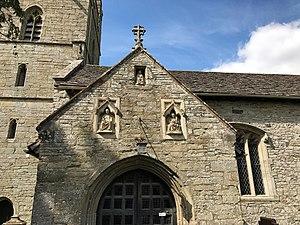Old Radnor - St Stephen's Church Old Radnor