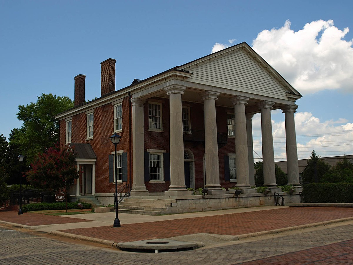 Old state bank decatur alabama wikipedia for Home builders decatur al