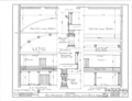 Old State Capitol Building, Markham and Center Streets, Little Rock, Pulaski County, AR HABS ARK,60-LIRO,1- (sheet 27 of 27).png