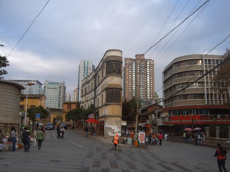 Old kunming city01