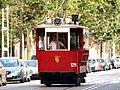 Old tram at Barcelona pic06.JPG