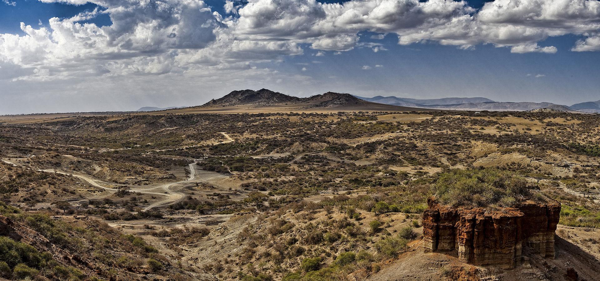 Olduvai Gorge or Oldupai Gorge.jpg