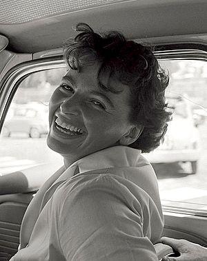 Olga Fikotová - Image: Olga Fikotova 1960