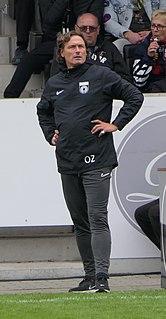 Oliver Zapel association football player