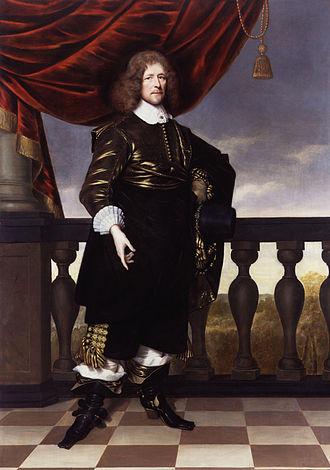 Oliver St John - Image: Oliver St John by Pieter Nason