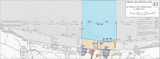 18th Infantry Regiment (United States) - Easy Red sector of the Omaha Beach landings, 6 June 1944