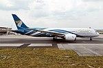 Oman Air, A4O-SZ, Boeing 787-8 Dreamliner (29447154287).jpg
