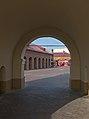 Omsk fortress view from Tobolsk Gate.jpg