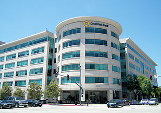 OneWest Bank - Former OneWest headquarters in Pasadena (2009-2016)