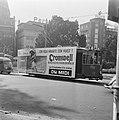 Opdracht Columbia Film Reclame tram Leidsebosje, Bestanddeelnr 923-8752.jpg
