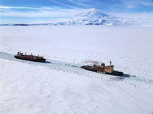 breaking the ice origin