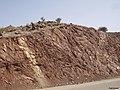 Ophiolite Melange in Neyriz افیولیت های نی ریز - panoramio.jpg