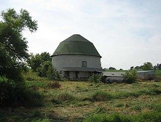 Charles Fehr Round Barn