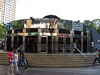 Orchard MRT Station Entrance