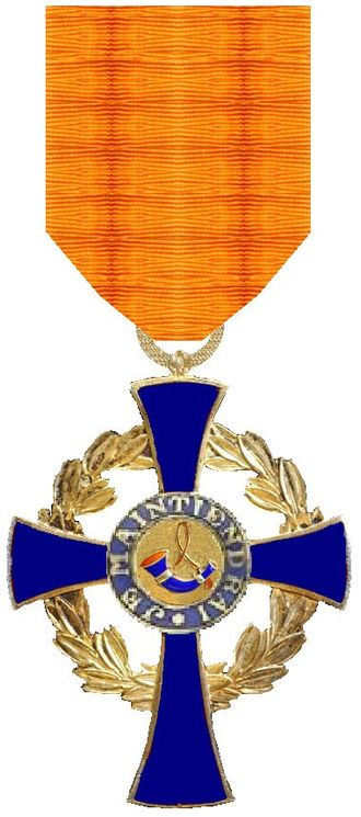 Order of the House of Orange - Image: Orde van Trouw en Verdienste Huisorde