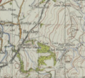 Ordnance Survey Map displaying the area of Hartley.PNG
