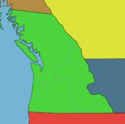 Territorio de Oregón hasta 1846