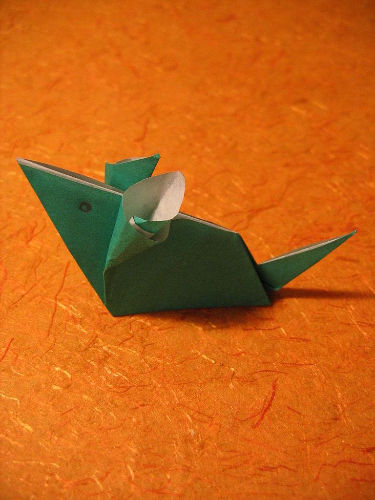origami 768