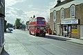 Orsett post office and RT bus, 1990 - geograph.org.uk - 2156964.jpg