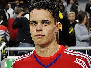 Oscar Linnér Swedish association football player