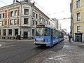 Oslo tram line 19 on Prinsens gate 03.jpg