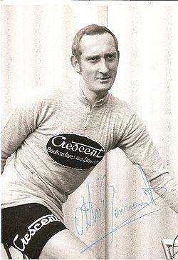 Otto Bennewitz, Radrennfahrer