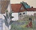 Otto Mueller - Zigeunerin im Garten - ca1929.jpeg