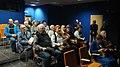 Otwarcie w Widzewskiej Galerii Ekslibrisów 100. wystawy 100 ekslibrisów z Orłem Białym na 100-lecie Niepodległej 6 listopada 2018 (10) fot M Z Wojalski DSC07062.jpg
