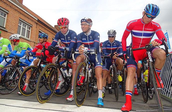 Oudenaarde - Ronde van Vlaanderen Beloften, 11 april 2015 (C10).JPG
