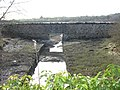 Outfall into Afon Menai of unnamed stream in Limekiln Covert - geograph.org.uk - 366610.jpg