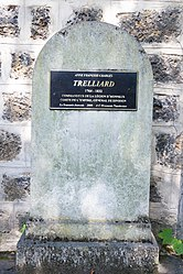 Tomb of Anne-François-Charles Trelliard