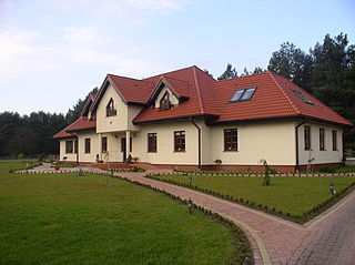Residential architecture in Poland