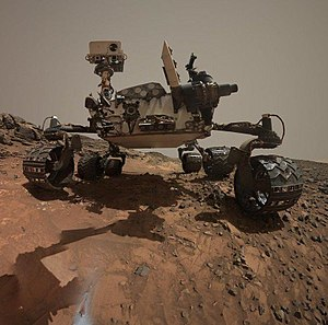 Timeline of Mars Science Laboratory - Curiosity rover on Mars (August 5, 2015)