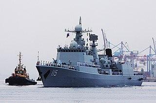 Type 051C destroyer