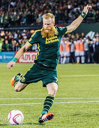 Nat Borchers - Borchers with the Timbers in 2015