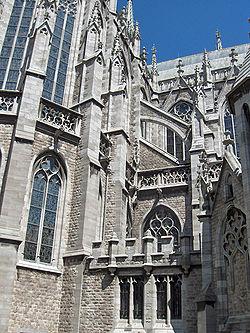 Contrafuerte wikipedia la enciclopedia libre for Arte arquitectura definicion